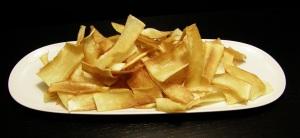 Chips de yuca