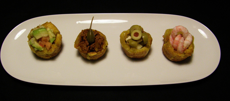 Tostones de rellenos | cocinaconcuba